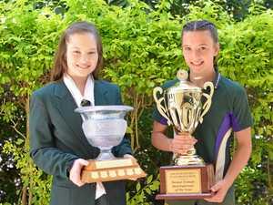 Lockyer High rewards its finest students
