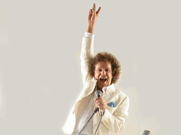 SAY YEAH: Disco-era favourite Leo Sayer returns to play The Star Gold Coast on Saturday at 8pm.