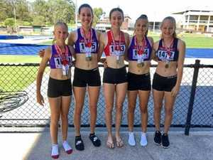 'Fantastic five' impress at state event