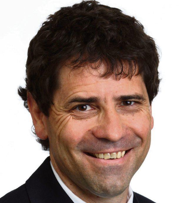 Sunshine Coast council's finance director Greg Laverty  Photo Contributed
