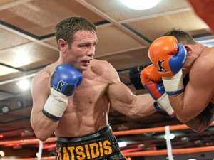 Katsidis lifts stakes for Super8 showdown