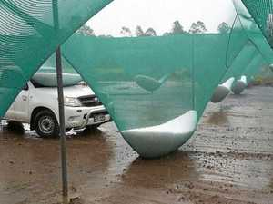 Hail, torrential rain, 100kmh winds: Coast cops battering, more to come