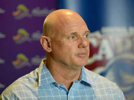 Capras new CEO Peter White: