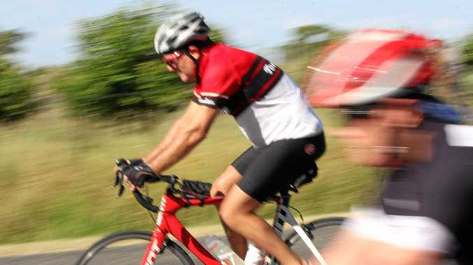 POLICE WARNING: Cyclists have complained drivers are cutting it fine on local roads.