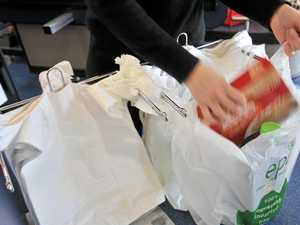 Plastic bags banned in ALL shops big and small from 2018
