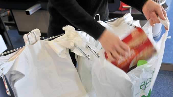 The State Government will enforce a state-wide ban on single-use plastic bags from July 1, 2018.