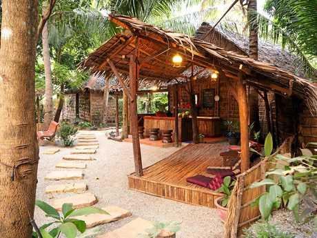 The Jungle Juice Bar.