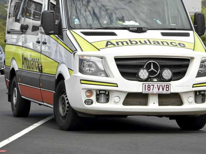 Ambulance. Emergency Services. September 2017
