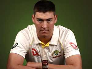Stubborn Renshaw holds key to Gabba Test