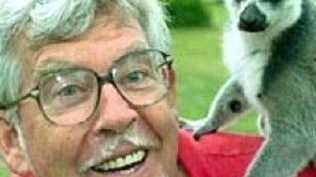 Rolf Harris used to host TV show Animal Clinic. Picture: Supplied