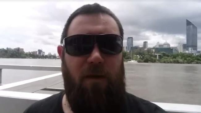 Controversial Kiwi pastor Logan Robertson has landed in Australia. Picture: Facebook