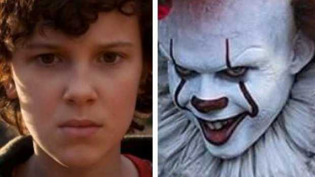 Stranger Things fans have picked up strong clues linking the show to Stephen King's It.