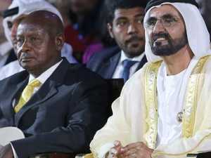 SHEIKH IT OFF: Ultimate Cup loser's $1.1b fail