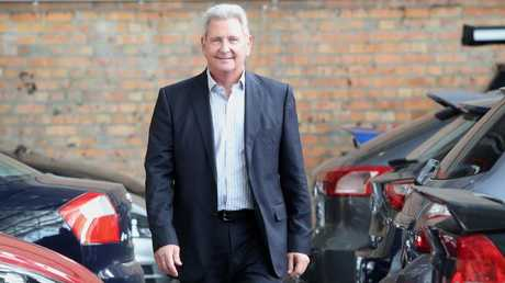 Wayne Myer is chairman of online car marketplace Dealer Trade. Picture: Jono Searle