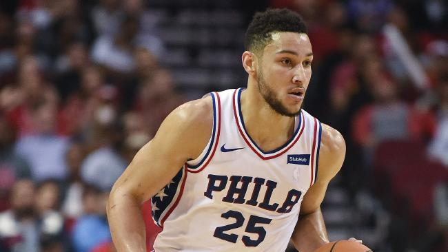 The Ben Simmons show continues to roll on.