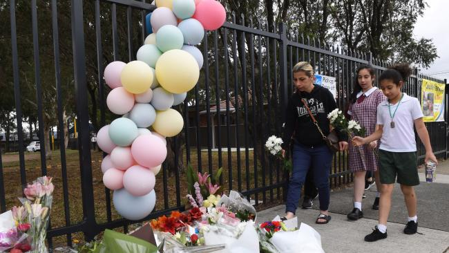 The Greenacre community is mourning the loss of the two eight-year-old boys. Picture: AAP