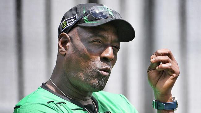 West Indies legend Viv Richards.