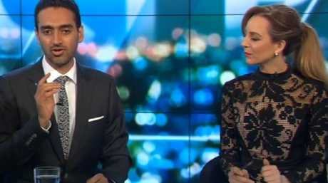 Waleed Aly and Carry Bickmore are big in Honduras.