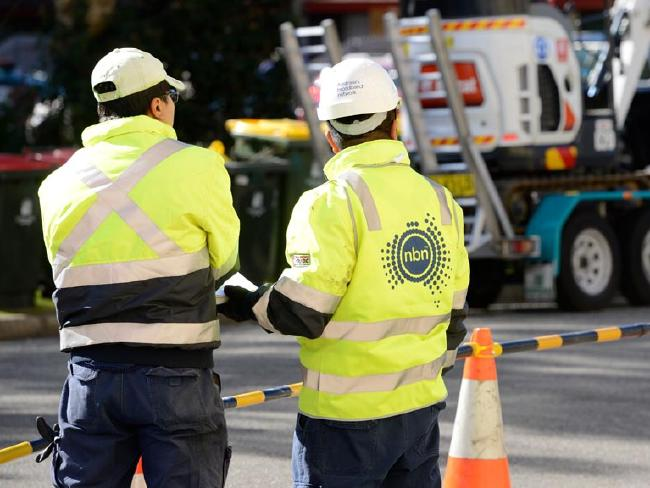 Telstra's NBN customers have been frustrated by slow internet speeds.