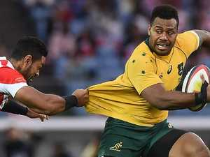 Wallabies to play Special K against Wales