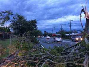 Super storms sweep across Queensland