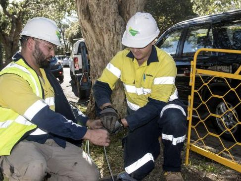 Telstra will refund customers for slow NBN speeds. Picture: AAP