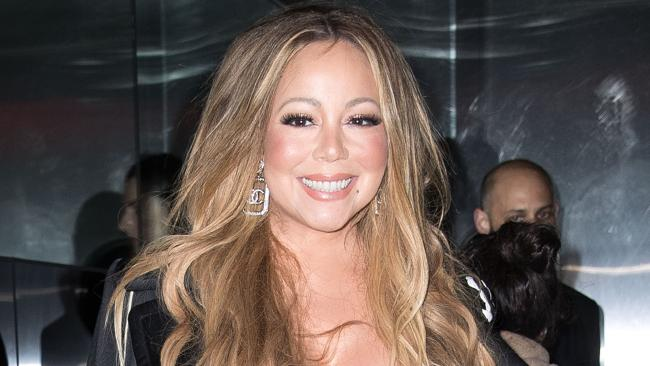 Mariah Carey has reportedly undergone gastric band surgery after struggling to lose weight. Picture: Splash News