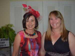 Karen Holden and Coralee Dern.