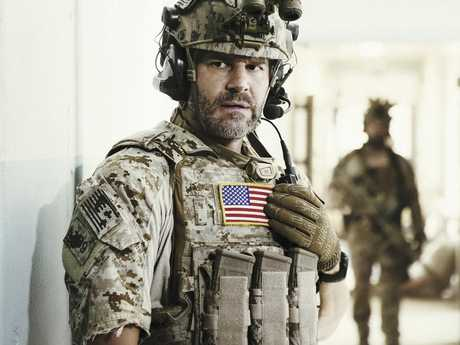David Boreanaz stars as Jason Hayes in the TV series SEAL Team.