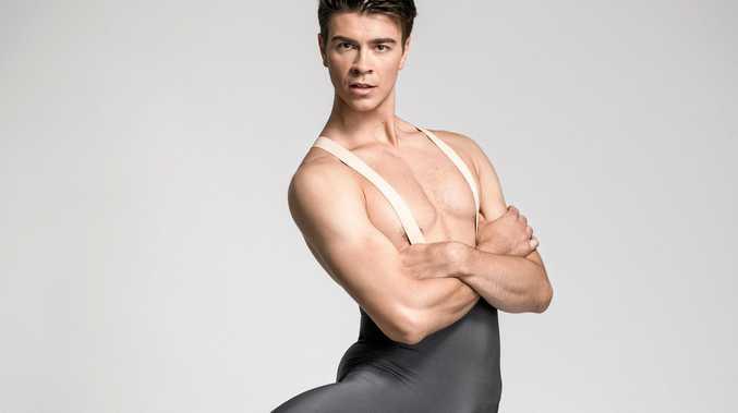 BALLET ELITE: Jake Mangakahia has been nominated for The Australian Ballet's most prestigious prize, the Telstra Ballet Dancer Award.