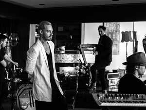 Daniel Johns' project surprise