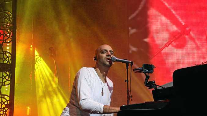 WORLD: Idan Raichel became interested in Ethiopian music through Ethiopian Jews he met in Tel Aviv.