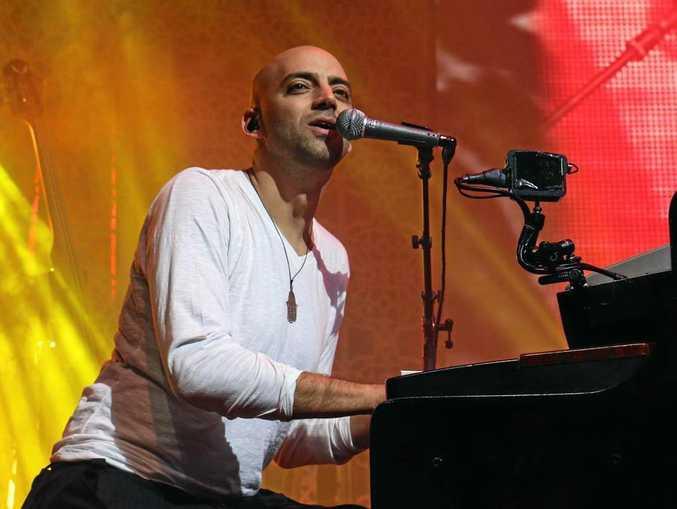 WORLD: Idan Raichel became interested in Ethiopian music through Ethiopian Jews he met in Tel Aviv.