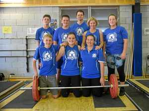 Miles weightlifters set to compete