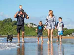 Family to pack up beach-side business and hit the road