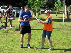 Parkrunners celebrated for their persistence