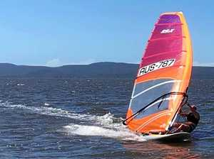 Excited youth sailor prepares for China world titles