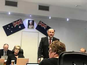 'Warts and all council' draws fire from rogue councillor