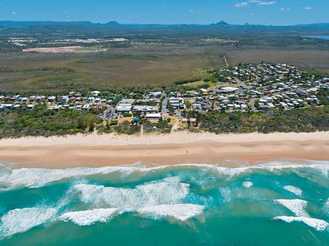 Aerials of the Sunshine Coast taken on Thursday 23 October, 2014 for advertising feature:Peregian Beach.Photo: Brett Wortman / Sunshine Coast Daily