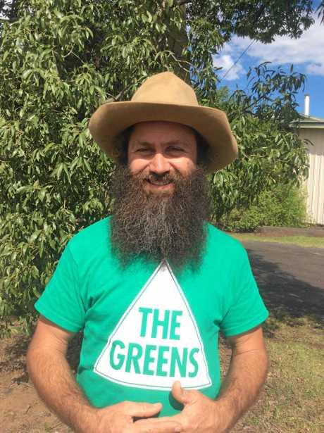 The Greens Jaiben Baker