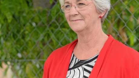 Independent candidate for Rockhampton Margaret Strelow.