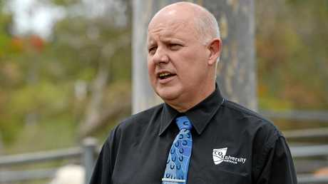 CQUniversity Vice-Chancellor and President, Professor Scott Bowman reacts to the Feearl Government's university cuts.