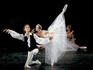 Russian National Ballet Theatre brings two shows