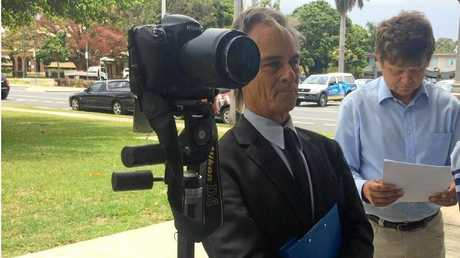 Glenn Wilson gave a serve to Member for Whitsunday Jason Costigan over what he believes were empty promises on the upgrade to the Mt Ossa-Seaforth Rd.