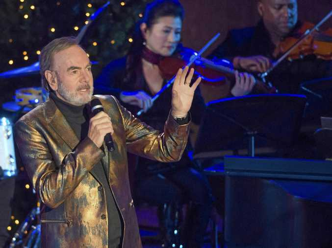 JEWEL IN THE CROWN: Neil Diamond will include the Coast on his Australian tour.