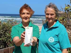 Fingal Head Coastcare lands state award