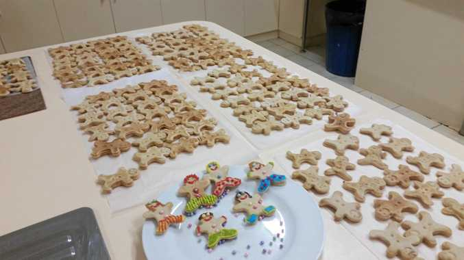 PANCAKE BABY FUN: Everyone is welcome to come along an decorate your very pancake baby at Alstonville Christmas in the Park on Friday December 8th.