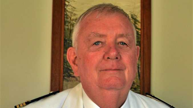 Wing Commander Rod Brittain will be the guest speaker at the Remembrance Day memorial service at the Warwick Cenotaph from 10.30am on Saturday, November 11.