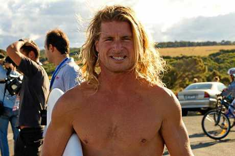 Ex-world champ Mark Occhilupo wants to be among the first to catch a wave at Mt Jim Crow.