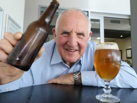 Glenn Griffin is just one Australian keen to add hemp to a range of products — even beer. Picture Glenn Hampson